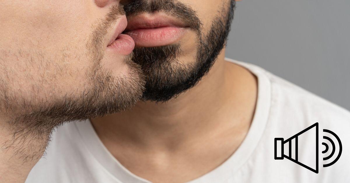 Can I Kiss You - Gay Audio Udatz