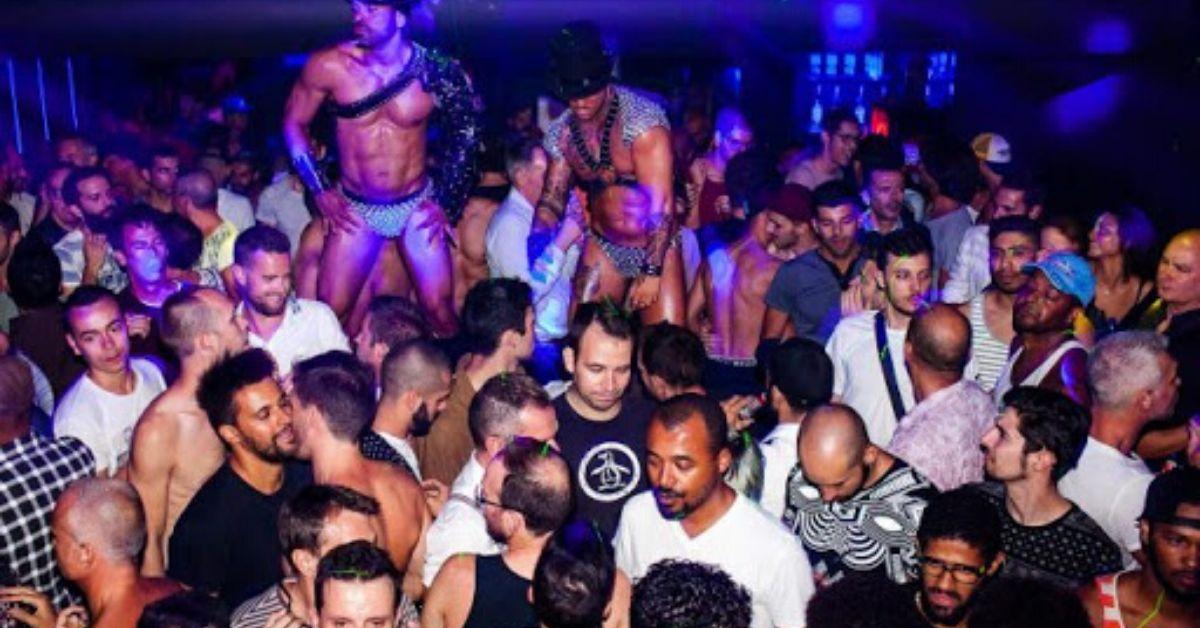 Straight Guy Loses Bet At Gay Bar