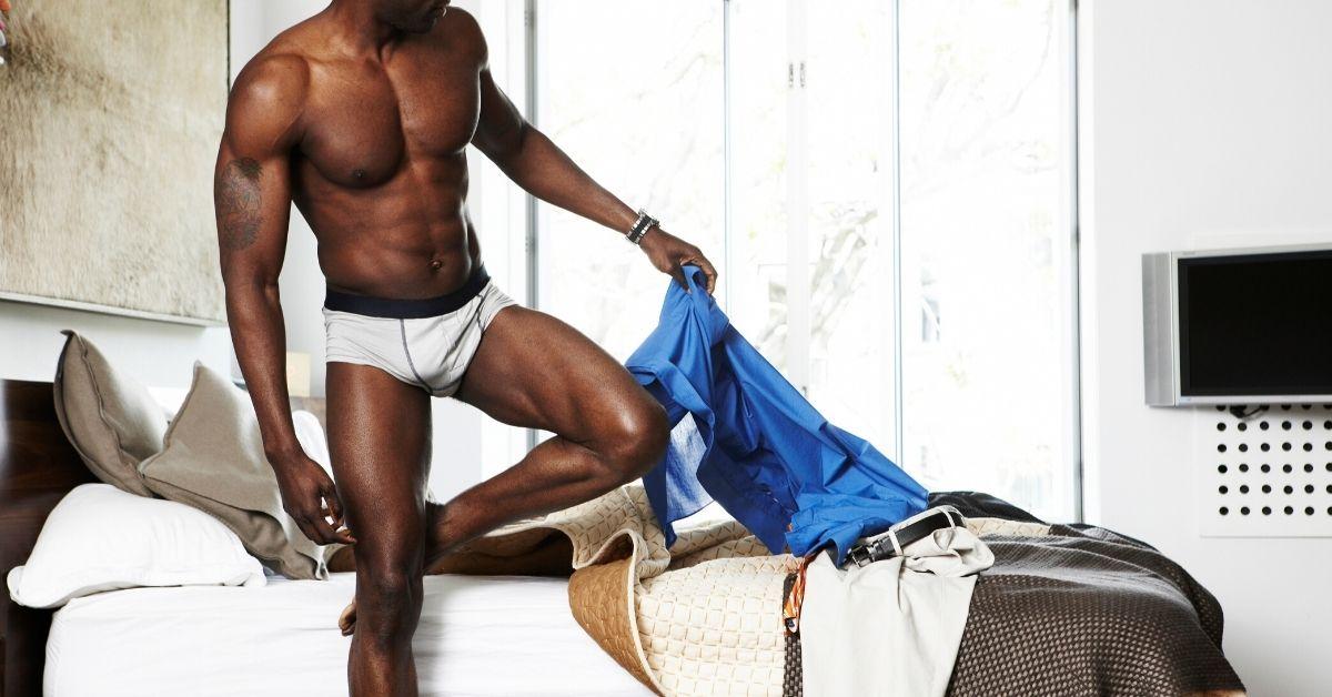 Gay Black Stud Slays White Bottoms