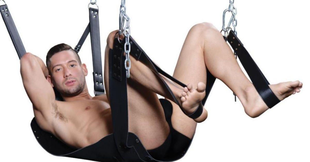Gay Sex Swing