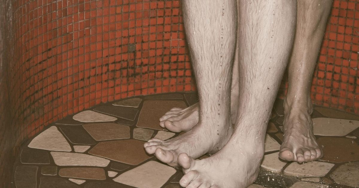 Gay Sex In Shower