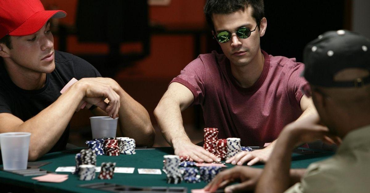 Gay Strip Poker Party