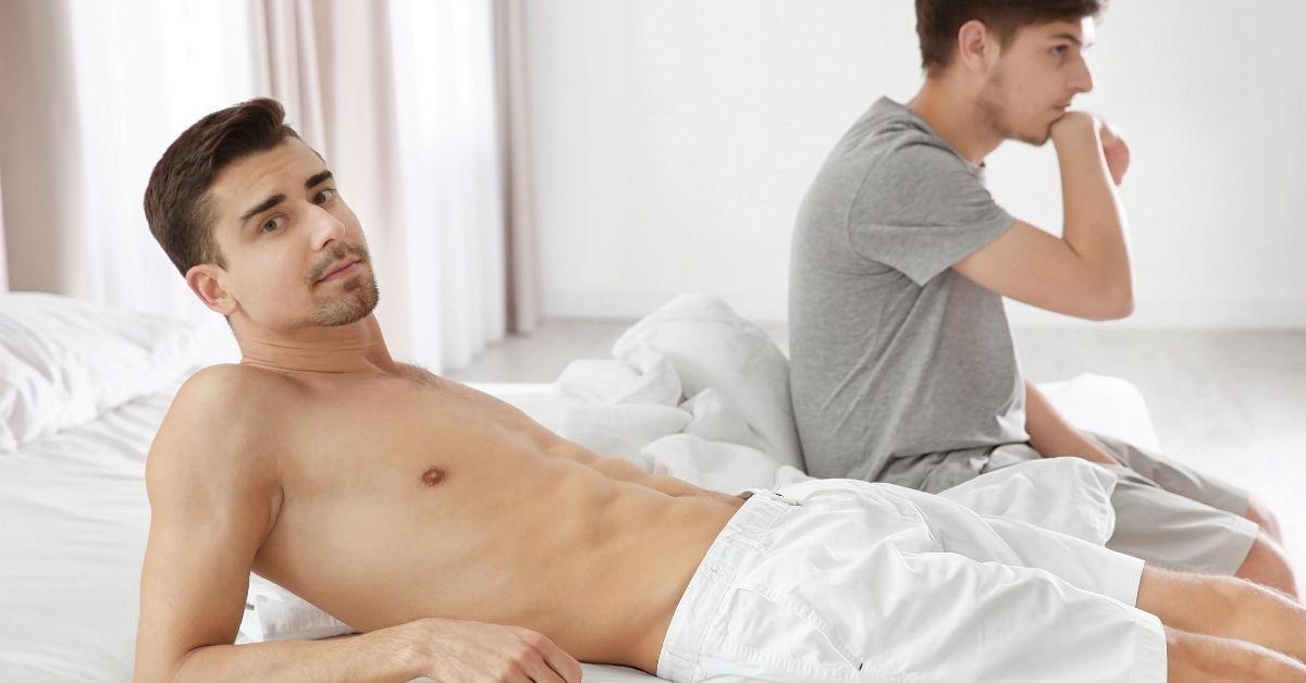 Gay Cock Addiction
