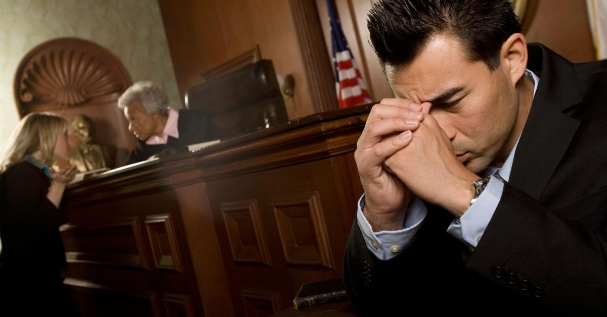 Gay Confessions On Witness Stand