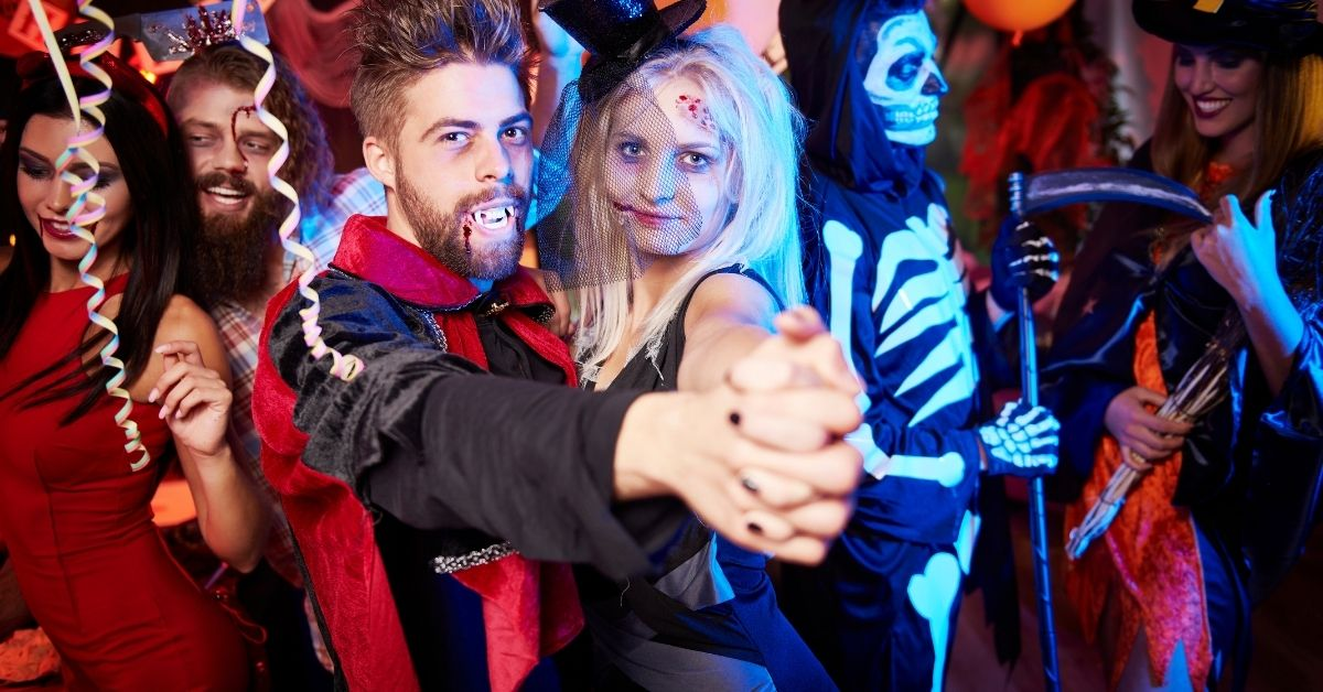 Gay Halloween Fun