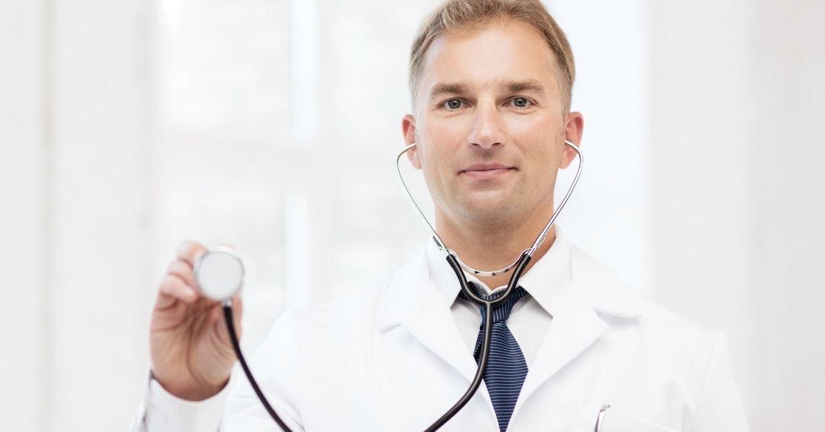 Gay Doctor Edges College Jocks