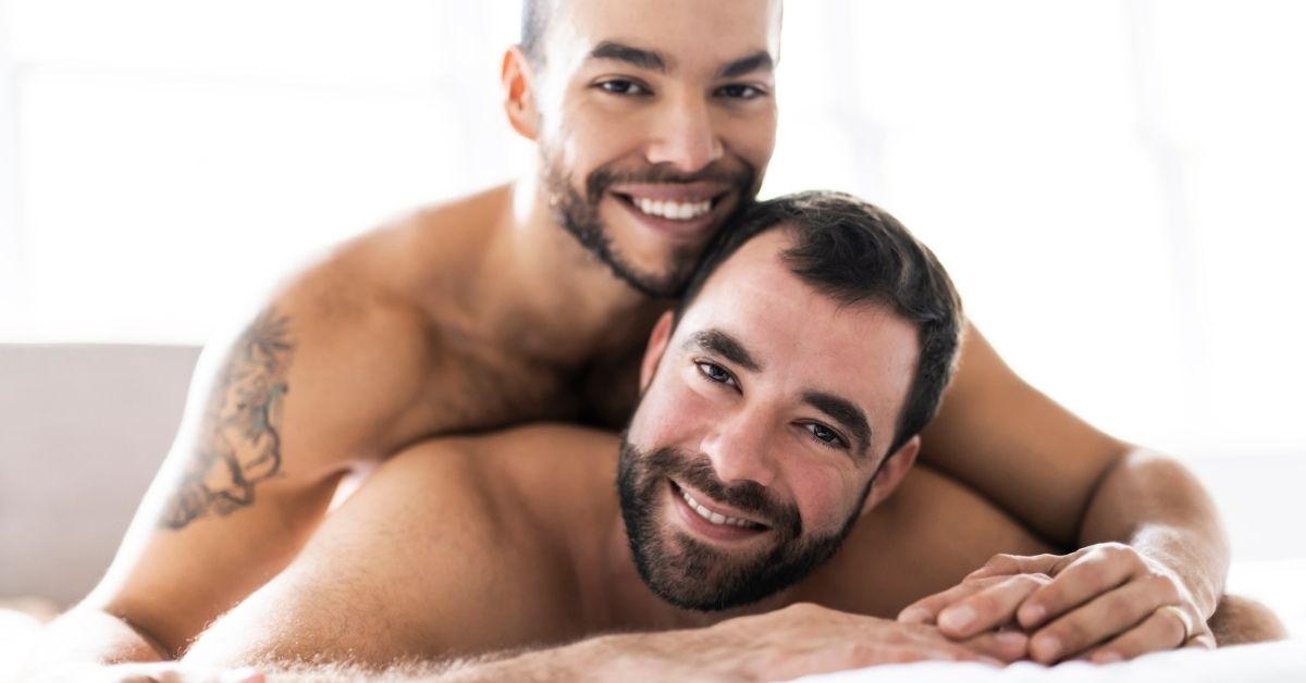Gay Men Missionary Position
