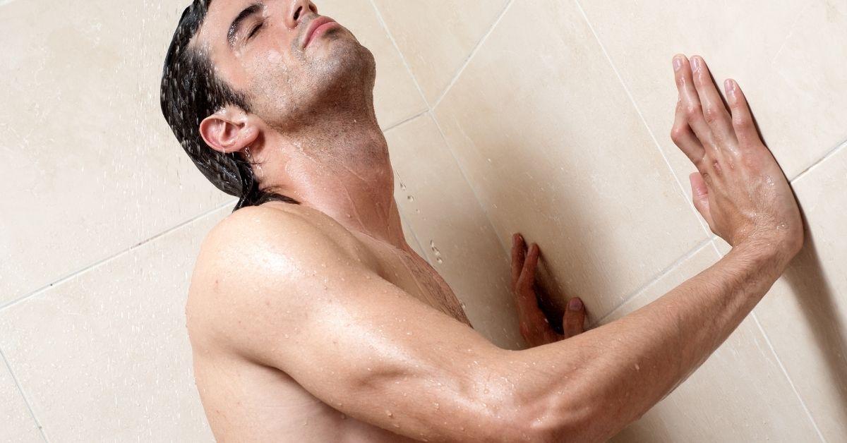 Big Dildo In The Shower