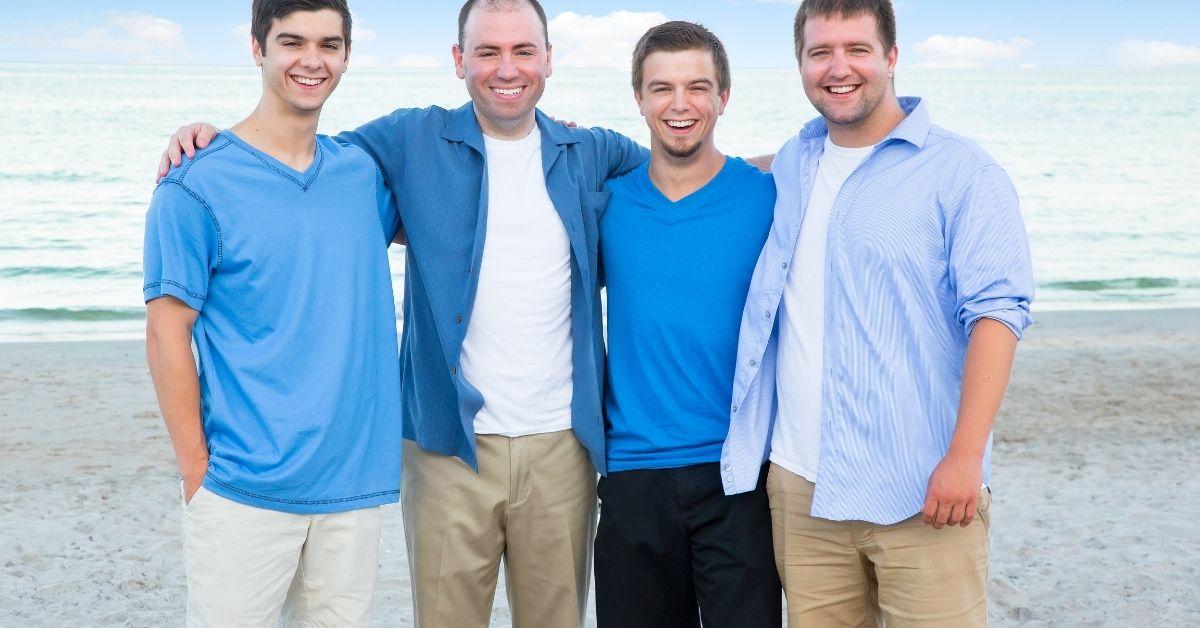 Gay Sex At Family Reunion