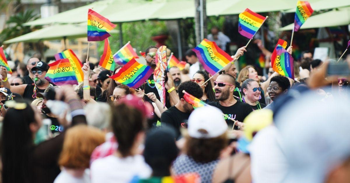 My Day At The Gay Pride Parade Pt 1