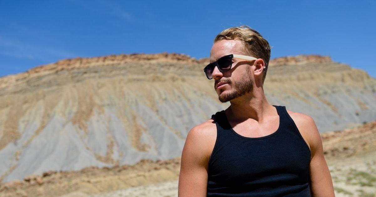 Two Men Find Love In Desert Spa