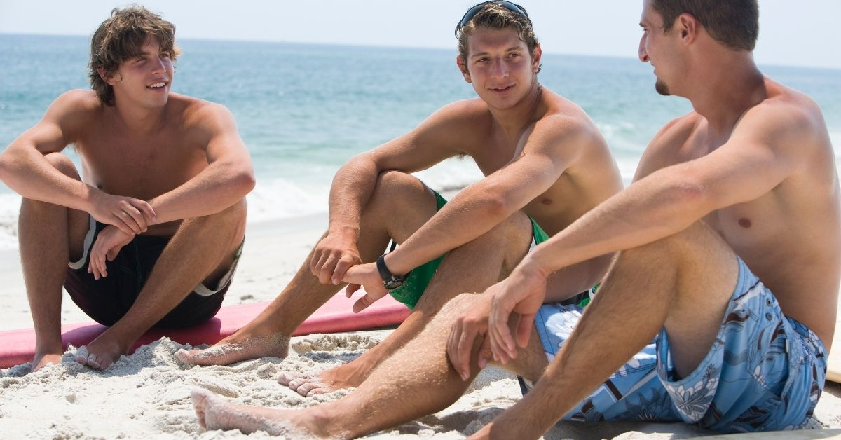 Gay Sex On The Beach