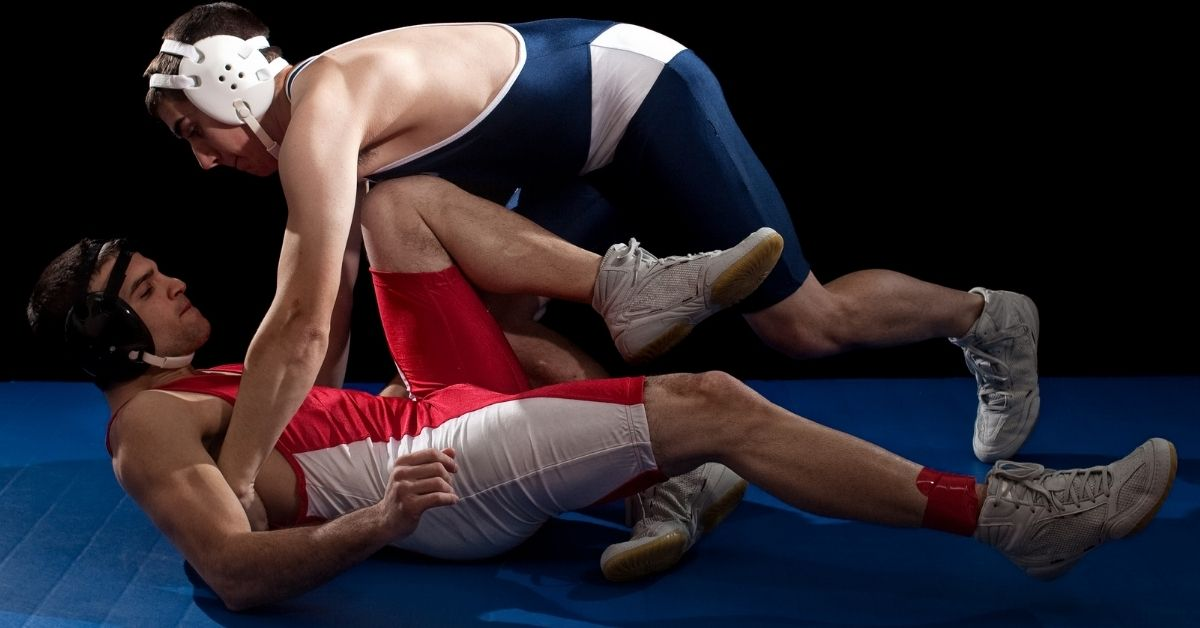 Wrestle Me For A Blowjob