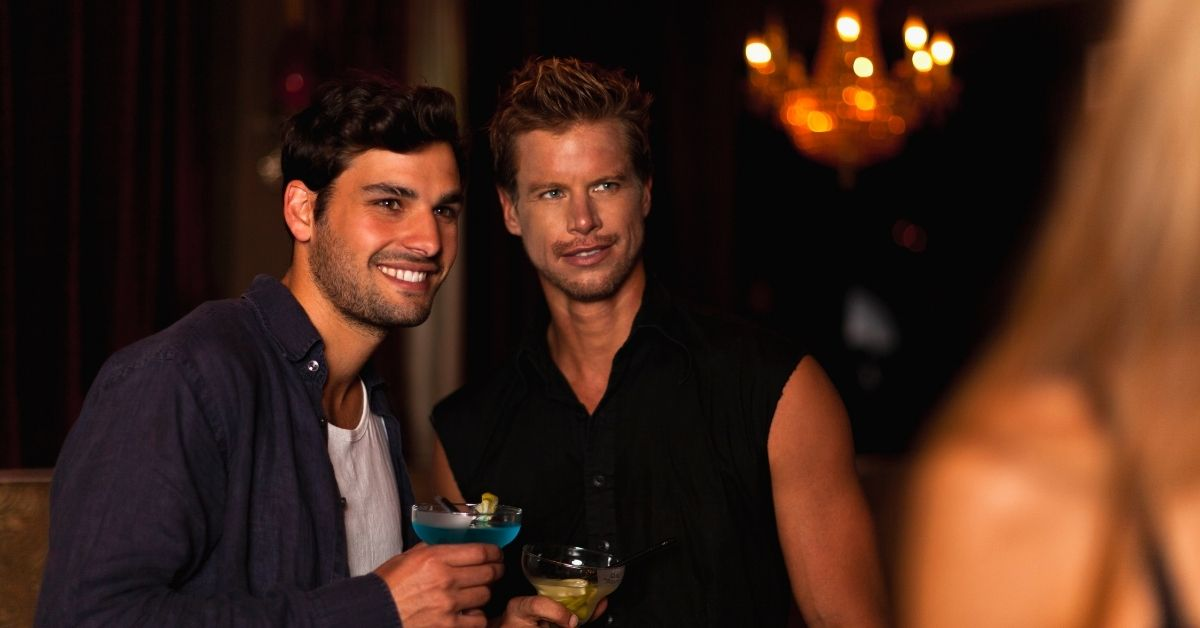 Married Men Succumb To Gay Urges