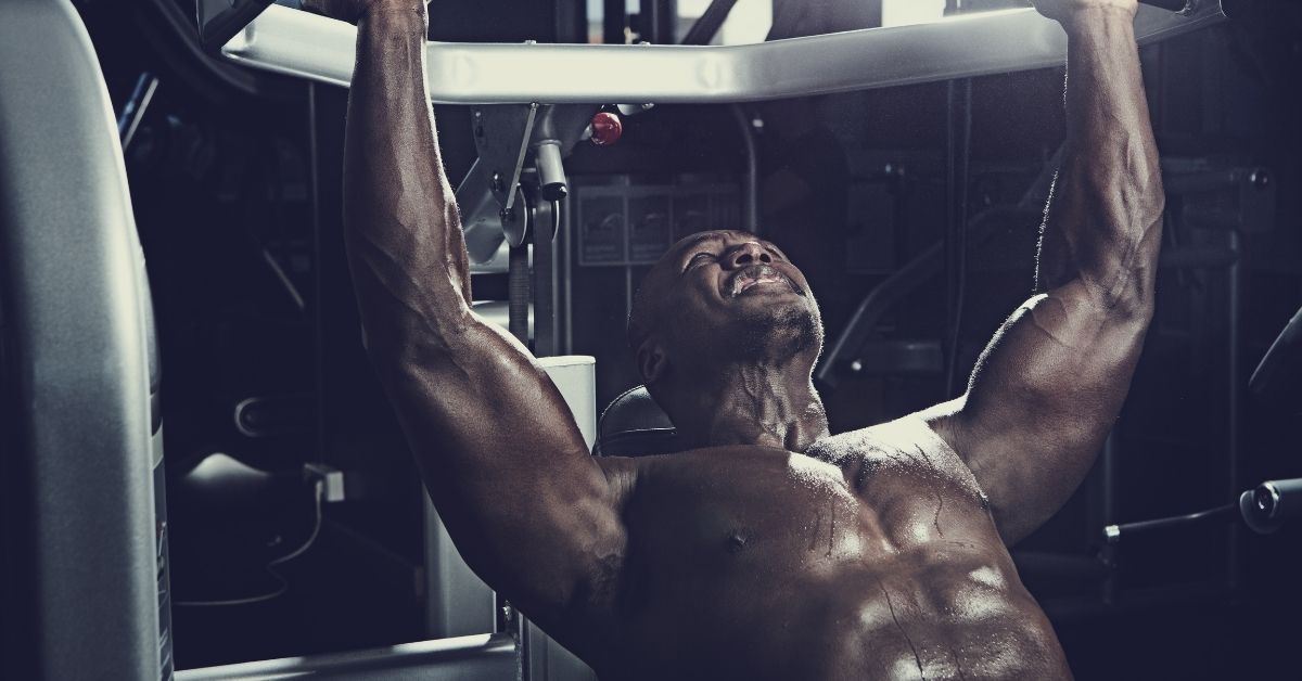Black Cock Hookup At The Gym