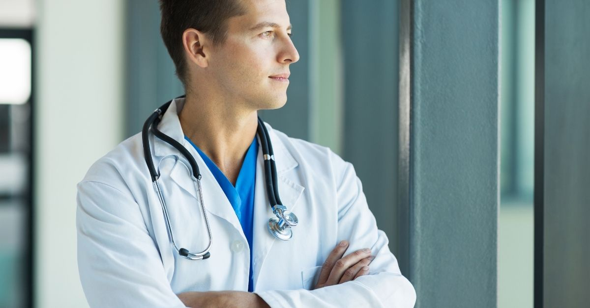 Gay Doctor Cures COVID-19 And Finds Love Pt 5