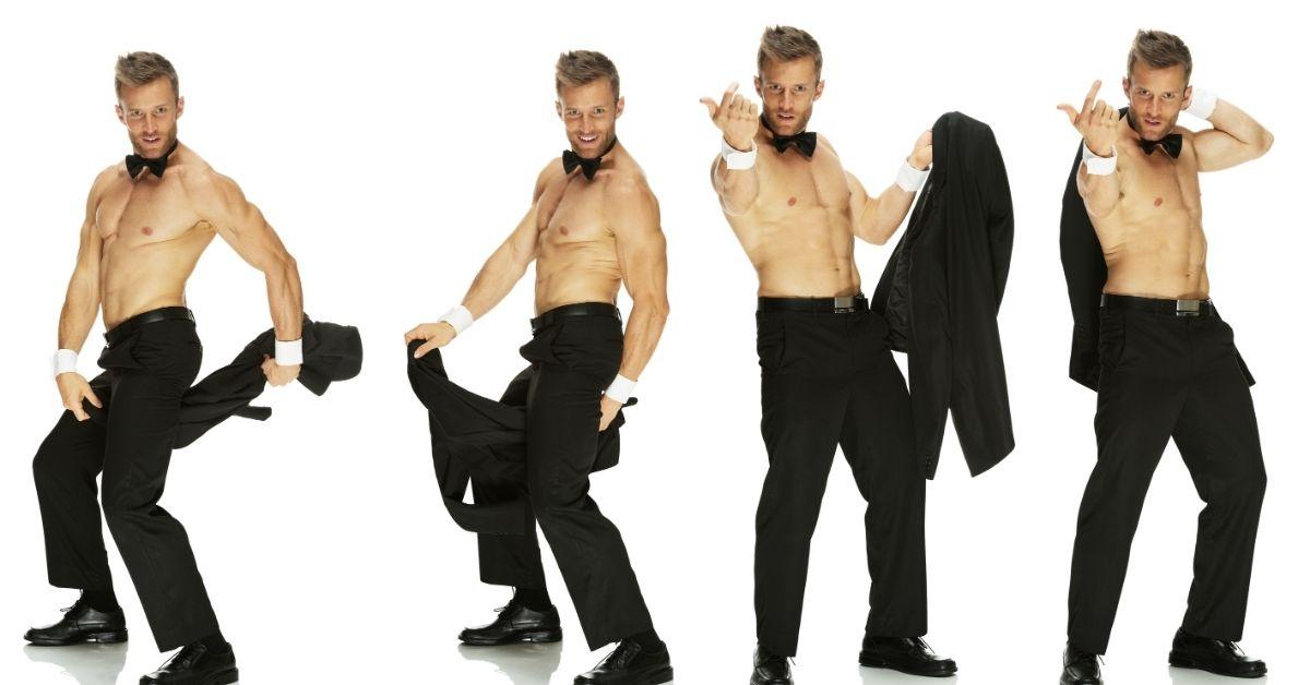 Gay Urges Awaken At Strip Club