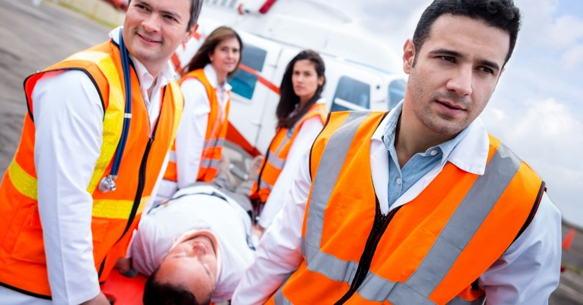 Ambulance Driver Probes My Hole Pt 13